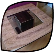 Table basse de salon...